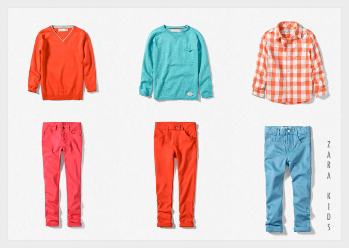Color y Mas Color | street fashion kids